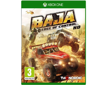 Baja: Edge of Control HD (Xbox One/Series X)