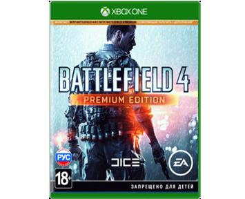 Battlefield 4 Premium Edition (Русская версия)(Xbox One/Series X)