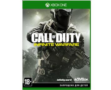 Call of Duty: Infinite Warfare (Русская версия)(Xbox One)