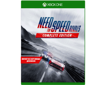 Need for Speed Rivals Complete Edition(Xbox One)