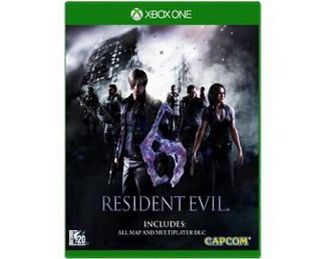 Resident Evil 6 [US][Русская/Engl.vers.](Xbox One)