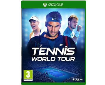 Tennis World Tour(Xbox One)