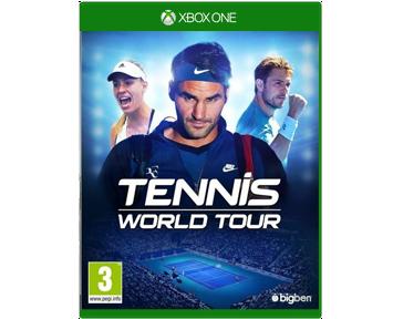 Tennis World Tour(Xbox One)