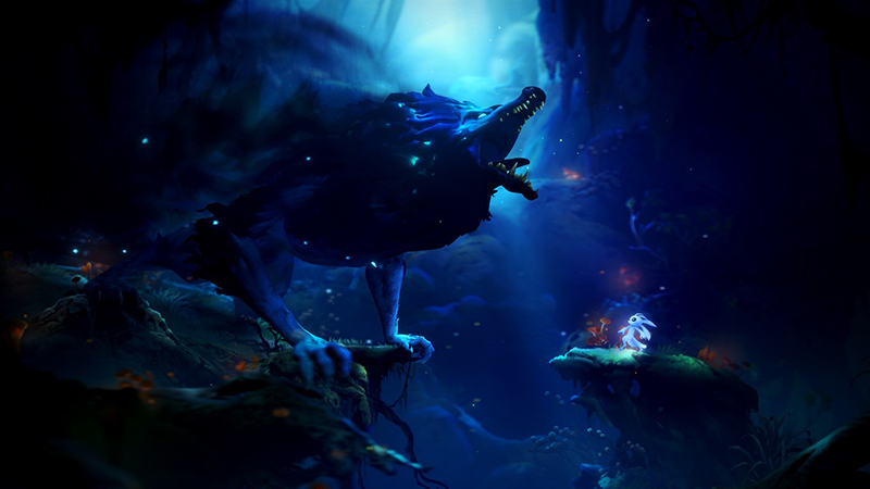 Ori and The Will Of The Wisps  Xbox One/Series X дополнительное изображение 1