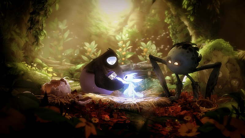 Ori and The Will Of The Wisps  Xbox One/Series X дополнительное изображение 3