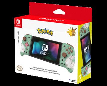 Контроллеры Hori Split pad pro Pikachu & Eevee (Nintendo Switch)