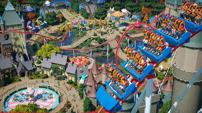 Planet Coaster Console Edition  PS5  дополнительное изображение 1