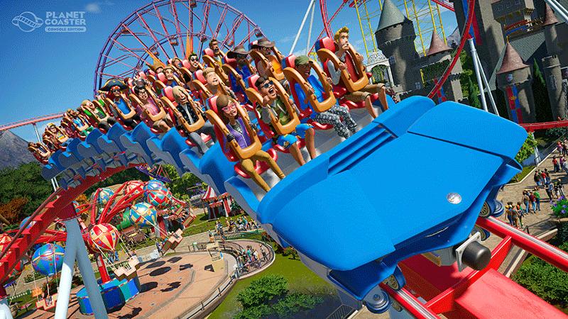 Planet Coaster Console Edition  PS5  дополнительное изображение 2