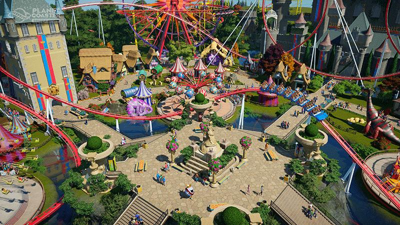 Planet Coaster Console Edition  PS5  дополнительное изображение 3