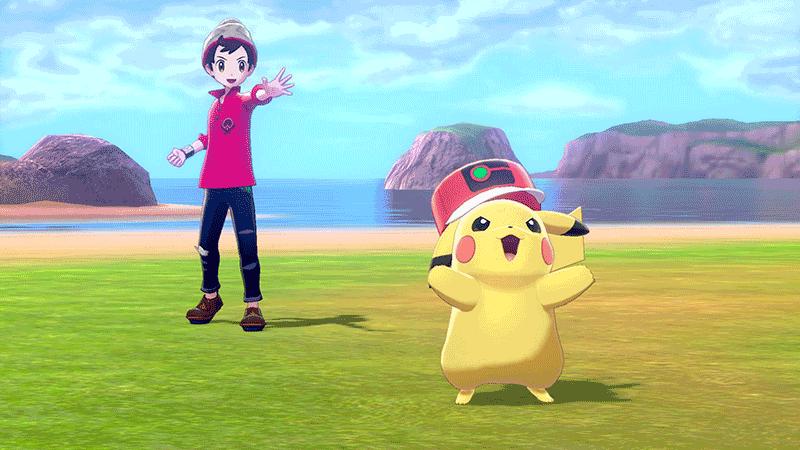 Pokemon Sword и Expansion Pass  Nintendo Switch дополнительное изображение 1