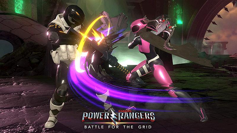 Power Rangers Battle for the Grid Collector Edition US PS4 дополнительное изображение 1