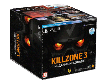 Killzone 3 Helghast Edition (PS3)