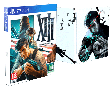 XIII - Limited Edition (PS4) ПРЕДЗАКАЗ!