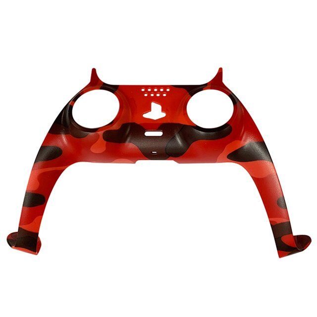 DualSense Decorative Shell Camo Red дополнительное изображение 1