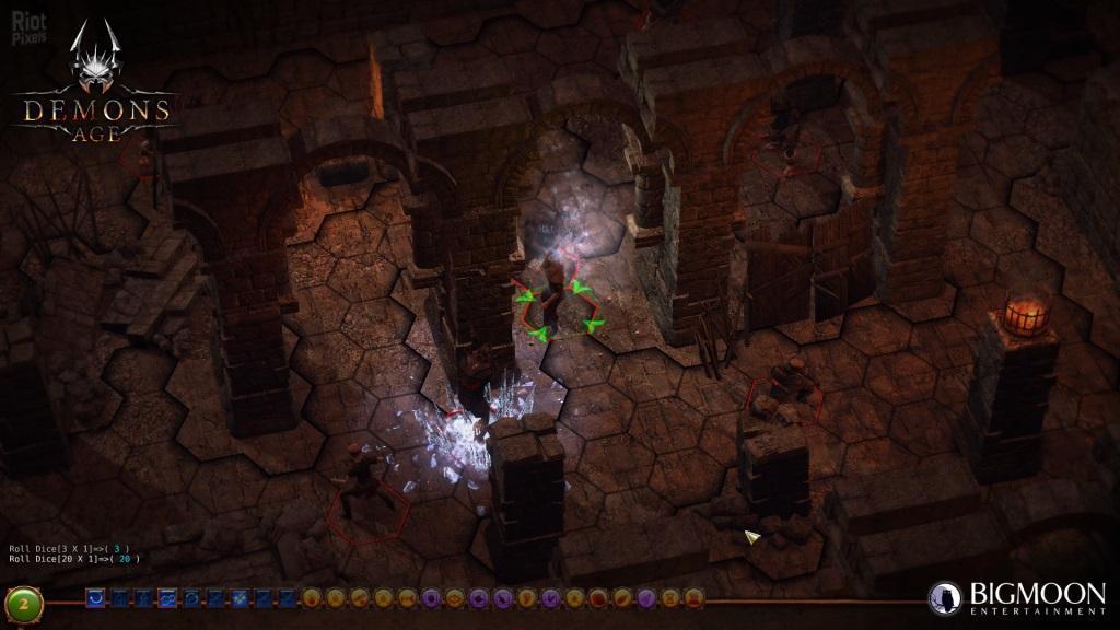 Demons Age  PS4 дополнительное изображение 1