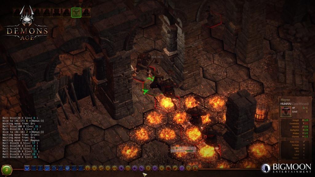 Demons Age  PS4 дополнительное изображение 2