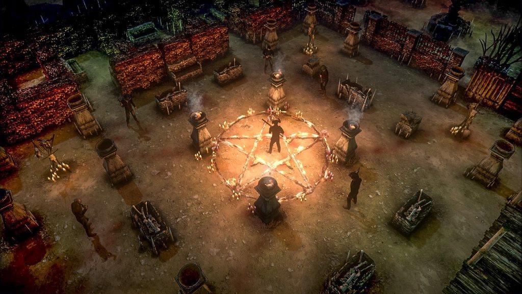 Demons Age  PS4 дополнительное изображение 4