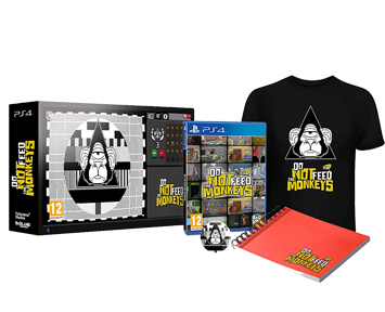 Do Not Feed the Monkeys Collectors Edition (PS4)