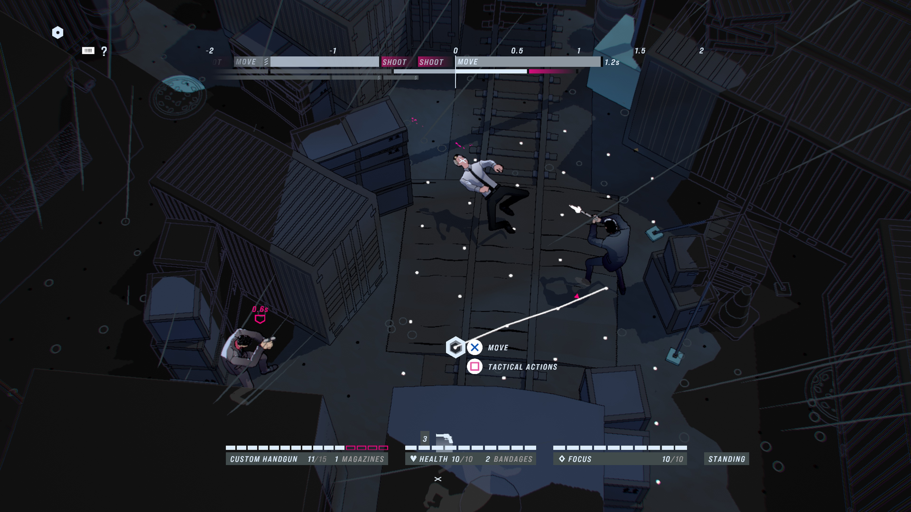 John Wick Hex  PS4 дополнительное изображение 1