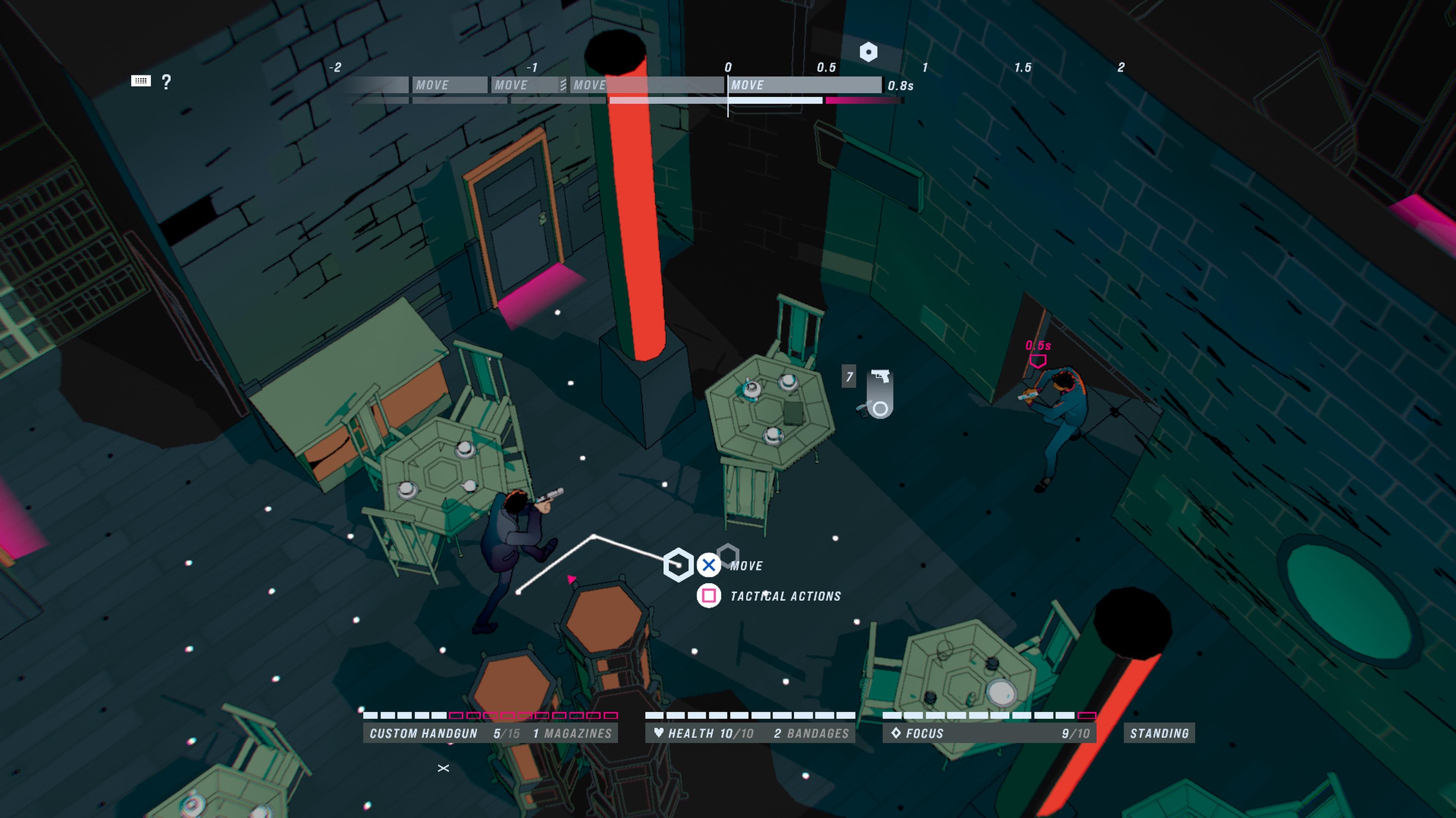 John Wick Hex  PS4 дополнительное изображение 2
