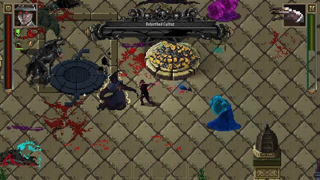 Lovecraft Untold Stories  PS4 дополнительное изображение 2
