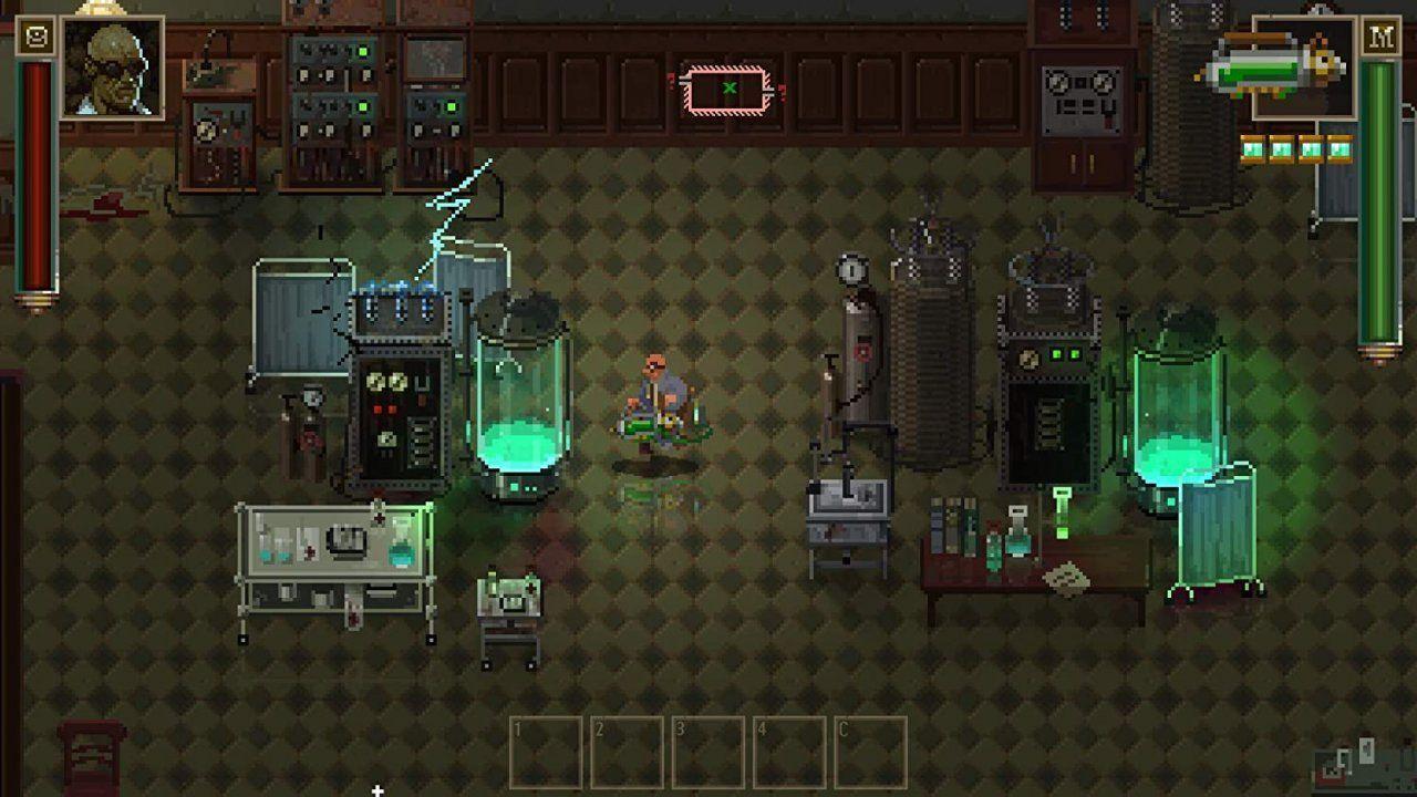 Lovecraft Untold Stories  PS4 дополнительное изображение 4