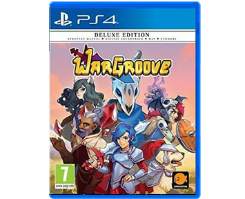 Wargroove Deluxe Edition (Русская Версия)(PS4)