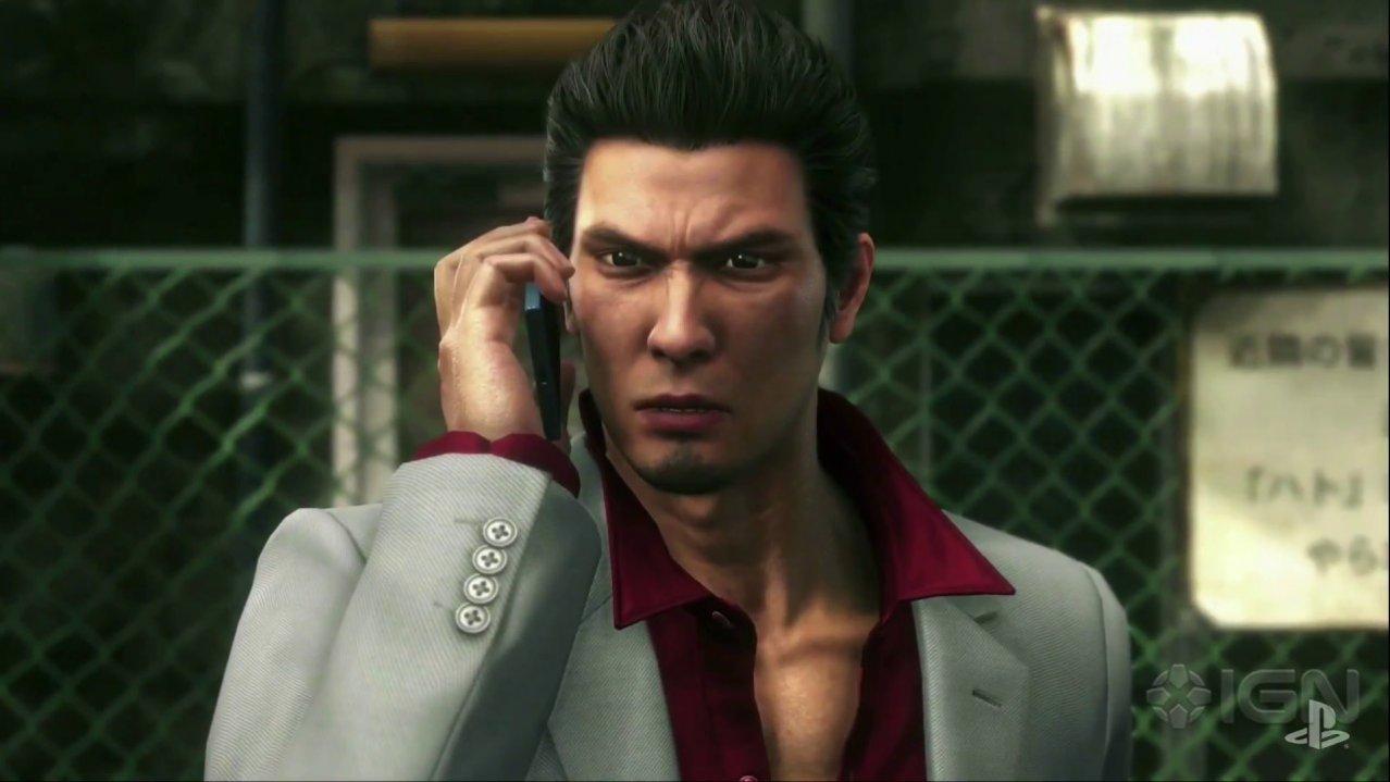 Yakuza 6 The Song of Life  PS4 дополнительное изображение 1