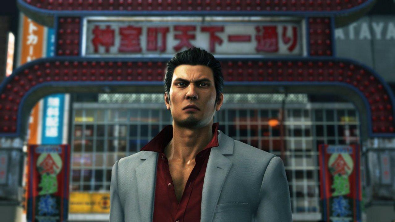 Yakuza 6 The Song of Life  PS4 дополнительное изображение 3