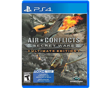 Air Conflicts: Secret Wars Ultimate Edition[US](PS4)