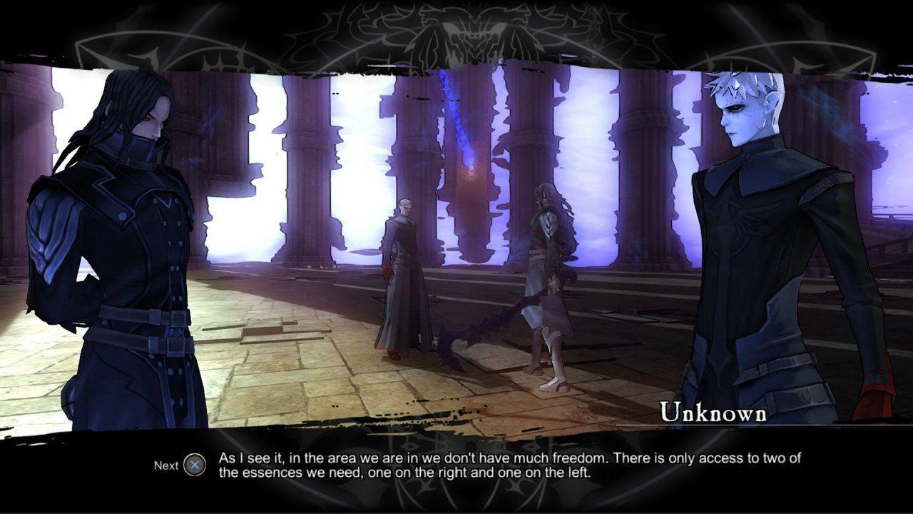 Anima Gate of Memories Nameless Chronicles  PS4 дополнительное изображение 2