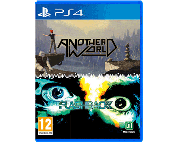 Another World & Flashback Double Pack (PS4)