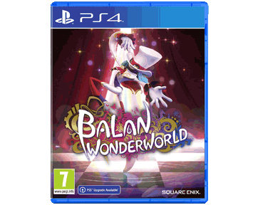 Balan Wonderworld (Русская версия)(PS4) ПРЕДЗАКАЗ!