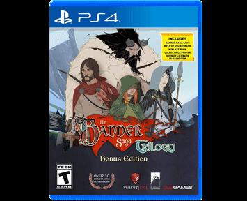 Banner Saga Trilogy Bonus Edition [US](Русская версия)(PS4)