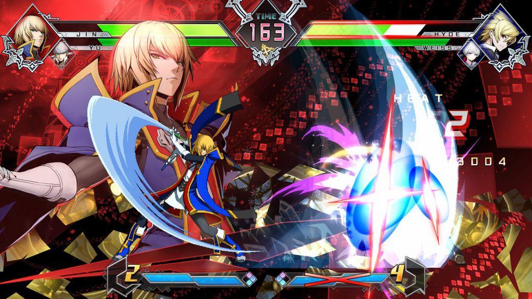 BlazBlue Cross Tag Battle  PS4 дополнительное изображение 1