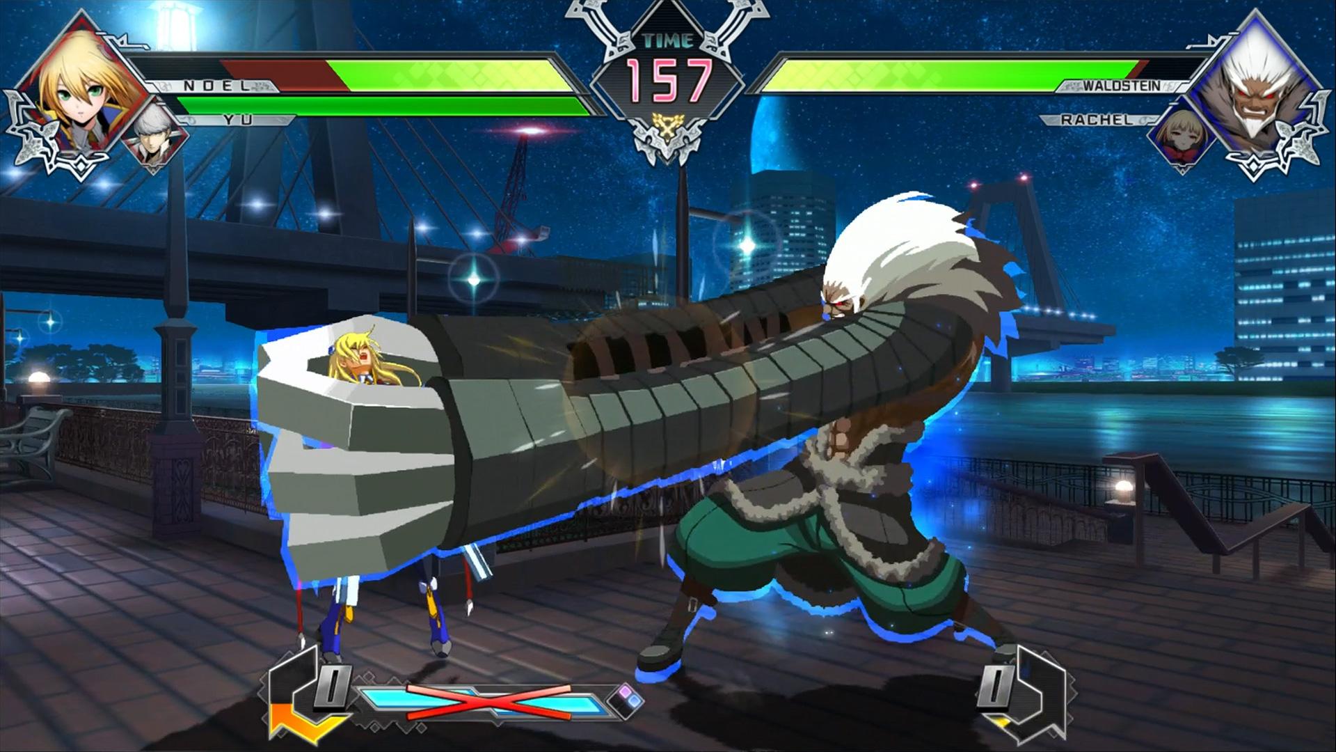 BlazBlue Cross Tag Battle  PS4 дополнительное изображение 2