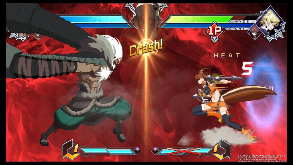 BlazBlue Cross Tag Battle  PS4 дополнительное изображение 3