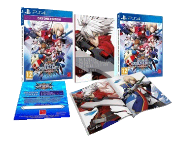 Blazblue Cross Tag Battle Special Edition (PS4)