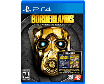 Borderlands: The Handsome Collection [US](PS4)