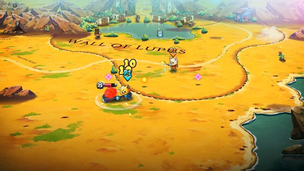 Cat Quest & Cat Quest 2 Pawsome Pack  PS4 дополнительное изображение 4