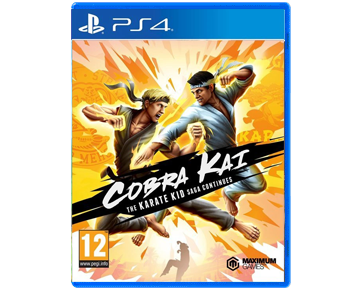 Cobra Kai: The Karate Kid Saga Continues (PS4)