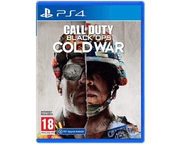 Call of Duty: Black Ops Cold War (Русская версия)(PS4)