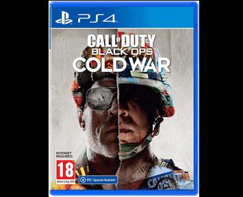 Call of Duty: Black Ops Cold War (Русская версия)(PS4) ПРЕДЗАКАЗ!