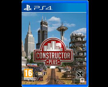 Constructor Plus (Русская версия)(PS4)