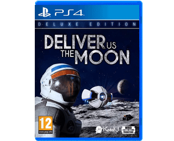 Deliver Us the Moon Deluxe Edition (Русская версия)(PS4)