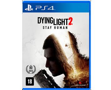 Dying Light 2 Stay Human (Русская версия)(PS4) ПРЕДЗАКАЗ!