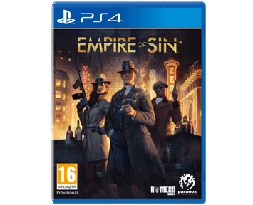 Empire of Sin Day 1 Edition (Русская версия)(PS4)