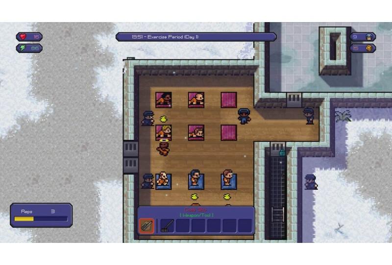 Escapists and The Escapists 2 Double Pack  PS4 дополнительное изображение 4