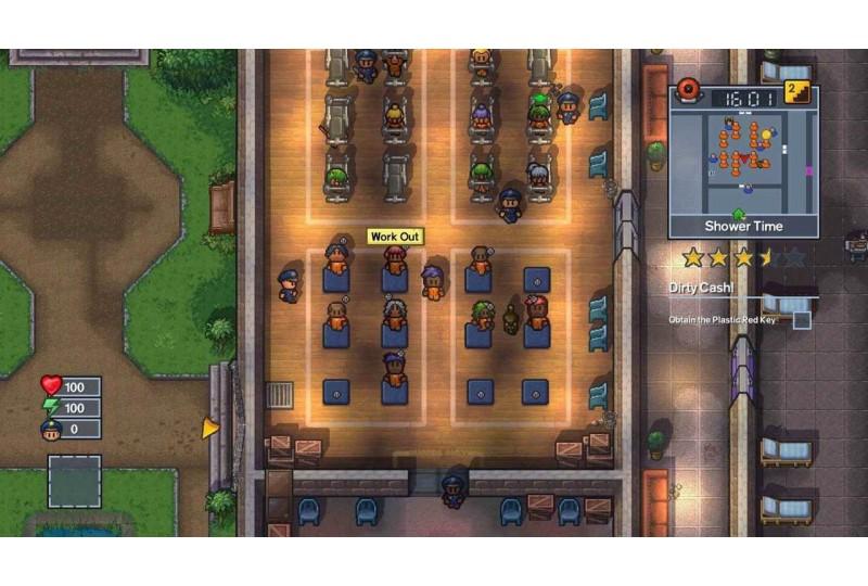 Escapists and The Escapists 2 Double Pack  PS4 дополнительное изображение 5