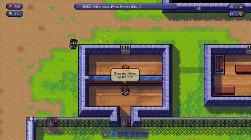 Escapists  PS4 дополнительное изображение 1